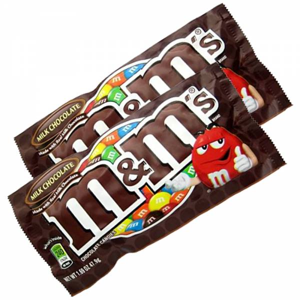 M&M Clasico - candy crazy