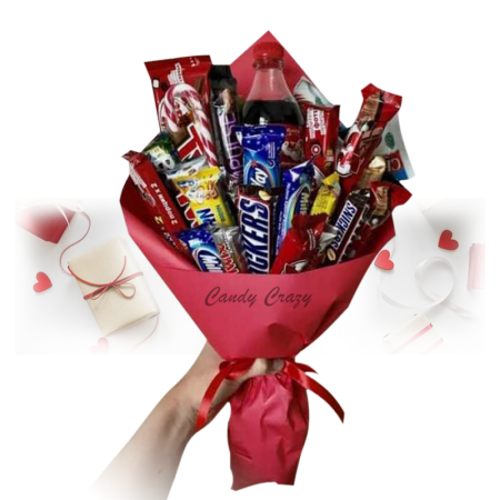 Regalos con Chocolates - candy crazy - golosinas importadas